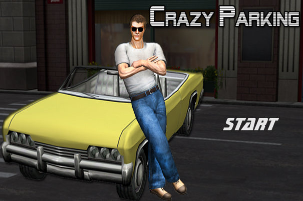 《APP》Crazy Parking Car King瘋狂停車王下載@Android/iTunes考驗停車3D遊戲