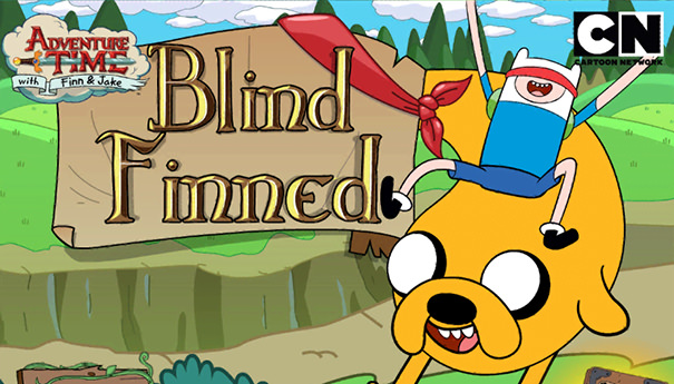 《APP》探險活寶下載@iTunes Adventure Time: Blind Finned益智遊戲